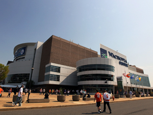 A Guide To The Wells Fargo Center Cbs Philly