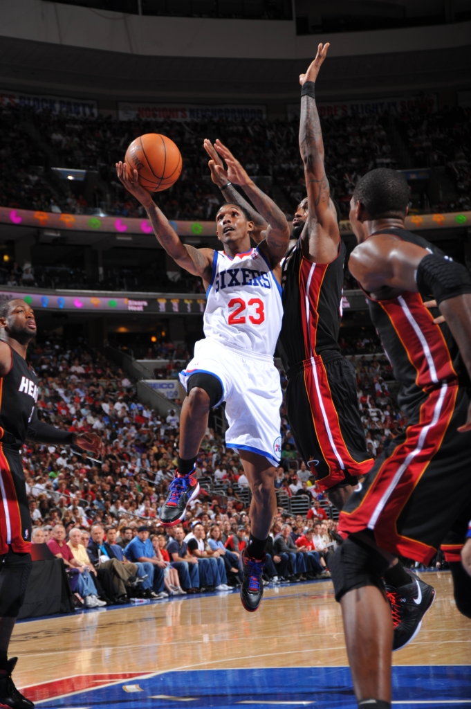 Sixers vs. Heat - 2011 NBA Playoffs - CBS Philly