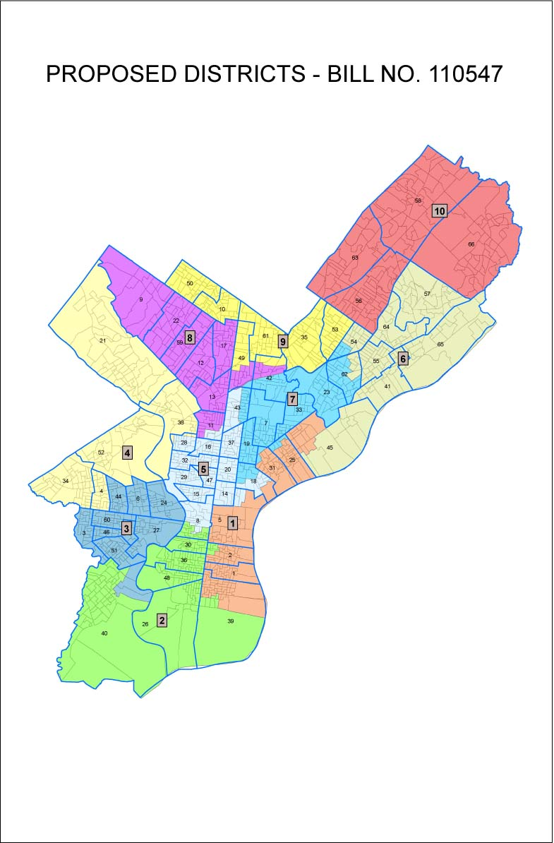 Philadelphia District Map City Council Approves Redrawn, Simpler District Map – CBS Philly