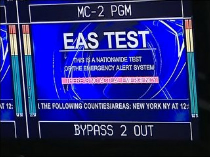 FEMA Testing Emergency Alert System Today – CBS Philly