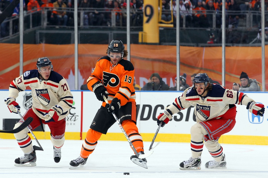premium selection 00a00 caf27 2012 NHL Winter Classic – Flyers Vs. Rangers – CBS Philly