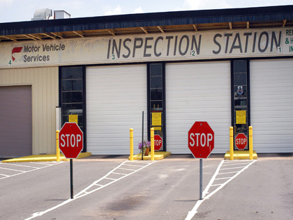 Nj Vehicle Inspection >> For Police In New Jersey New Temp Tags Make Vehicle Checks Much