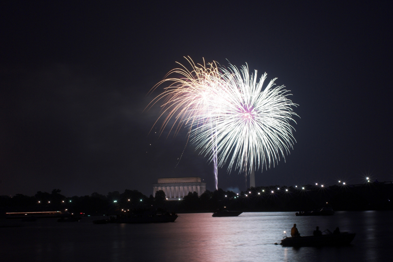 Fourth Of July Fireworks – CBS Philly