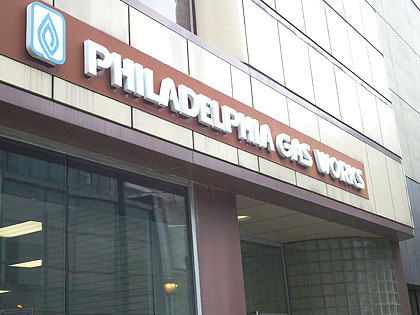 (A PGW payment office in center city Philadelphia.  File photo by Andre Bennett)