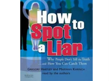 New Book Explains How To Spot A Liar Cbs Philly