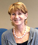 (Joanne Dahme is public affairs manager for the Phila. Water Department.  Credit: John McDevitt)