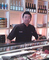 (Chef Zama Tanaka.  Photo provided)