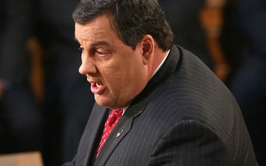 Chris Christie (Photo by John Moore/Getty Images)