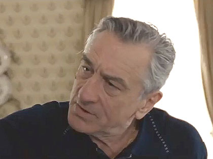 "(Robert De Niro plays the father in ""Silver Linings Playbook."")"