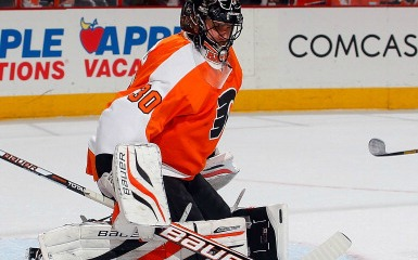 Ilya Bryzgalov (Photo by Paul Bereswill/Getty Images)