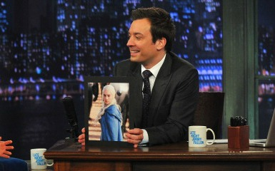 Jimmy Fallon (Photo by Theo Wargo/Getty Images)