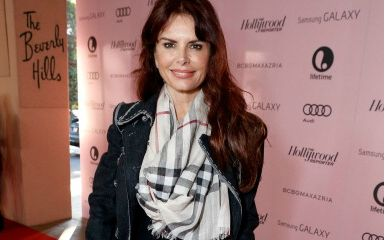 Roma Downey (Photo by Alexandra Wyman/Getty Images)