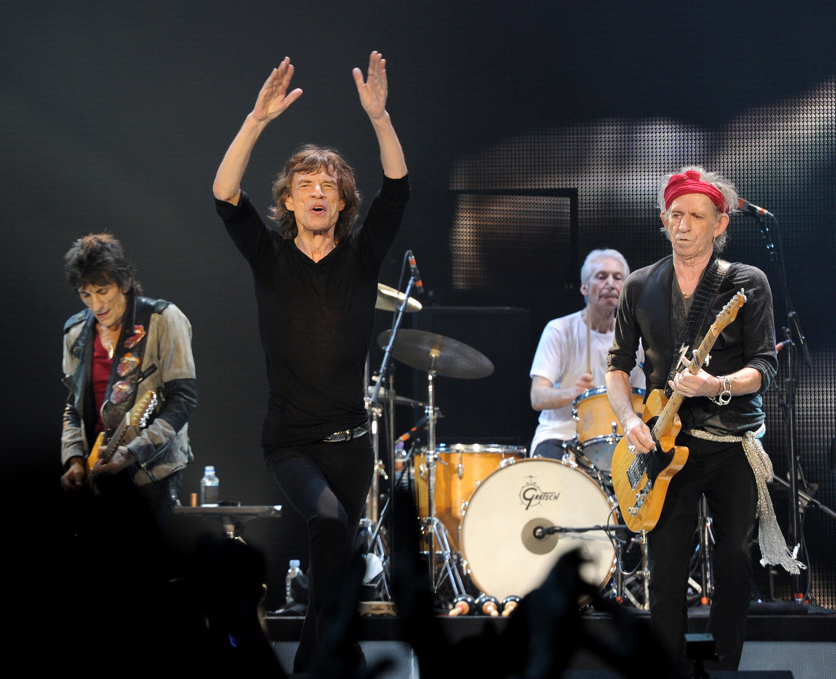 The Rolling Stones Postpone North American 'No Filter' Tour
