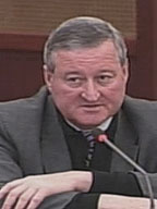 (Councilman James Kenney, at zoning hearing.  Image from City of Phila. TV)