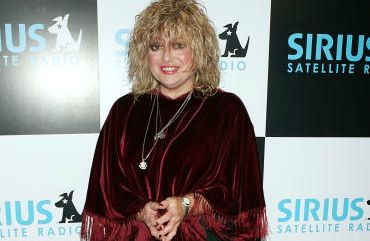 Nina Blackwood  (Photo by Scott Gries/Getty Images)