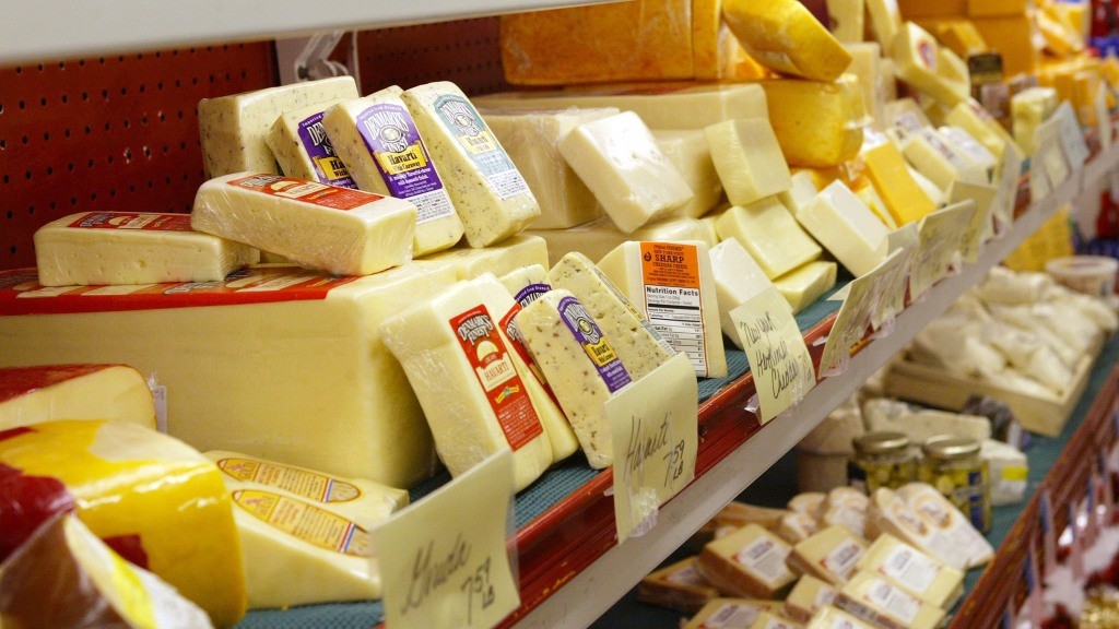 Hold The Cheese: Europe Wants To Ban Certain Cheese Names