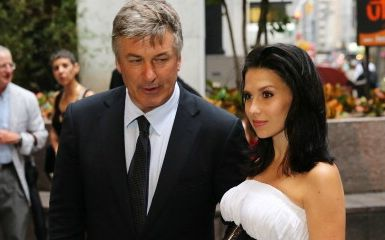 Alec and Hilaria Baldwin (Photo by Neilson Barnard/Getty Images)