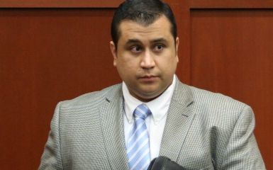 George Zimmerman (Photo by Gary W. Green-Pool/Getty Images)