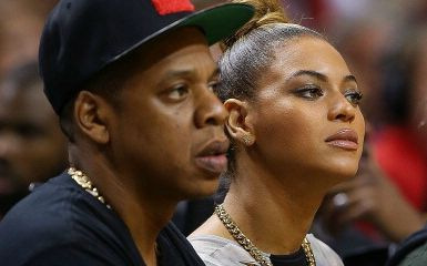 Jay-Z and Beyonce (Photo by Mike Ehrmann/Getty Images)