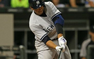 Alex Rodriguez (Photo by Jonathan Daniel/Getty Images)