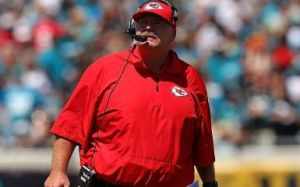 Andy Reid (Photo by Mike Ehrmann/Getty Images)