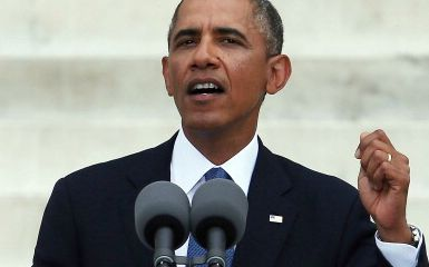 Barack Obama (Photo by Mark Wilson/Getty Images)
