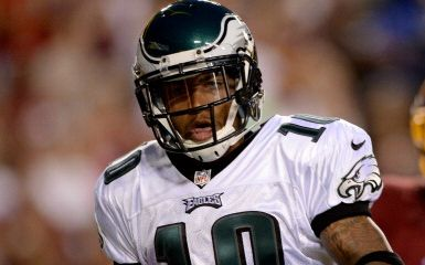 DeSean Jackson (Photo by Patrick Smith/Getty Images)