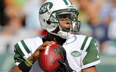 Geno Smith  (Photo by Rich Schultz /Getty Images)