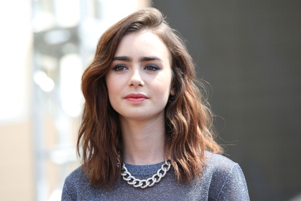Lily Collins, Phil's Daughter, Is The Most Dangerous To Search For Online –  CBS Philly