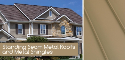 How To Choose Between Standing Seam And Metal Shingle