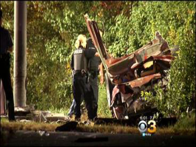 Accident In Bucks County Leaves 1 Dead – CBS Philly