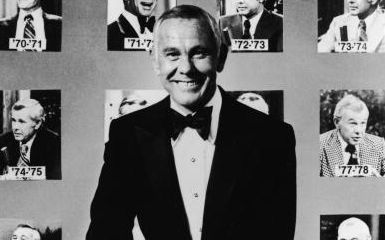 Johnny Carson (Photo by NBC Television/Getty Images)