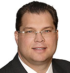 (Attorney Henry Lewandowski, in campaign photo, was elected to a judicial post despite a negative rating from the Philadelphia Bar Association.)