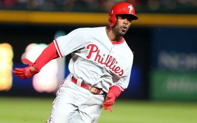 Jimmy Rollins (Photo by Mike Zarrilli/Getty Images)