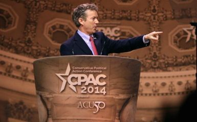 Rand Paul (Photo by Chip Somodevilla/Getty Images)