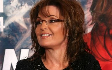Sarah Palin (Photo by Frederick M. Brown/Getty Images)