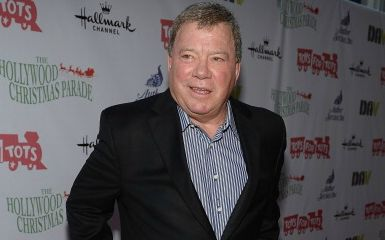 William Shatner  (Photo by Michael Buckner/Getty Images for Hollywood Christmas Parade)