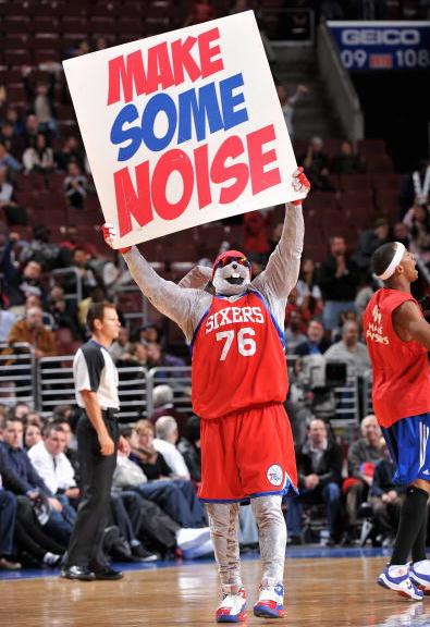 new product 04b6e a04b4 The Sixers Are Seeking A New Mascot – CBS Philly