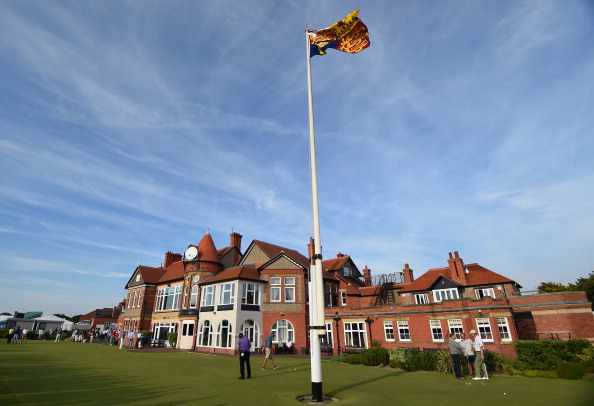 143rd Open Championship at Royal Liverpool on July 17, 2014 in Hoylake, England.  (credit: Stuart Franklin/Getty Images)