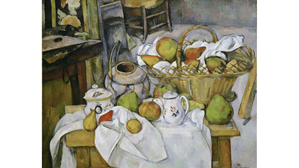 Barnes Foundation To Exhibit 21 Of Cezanne S Still Lifes Cbs Philly