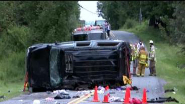 Father Pleads Guilty To Letting Daughter, 15, Drive — Crash
