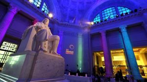 Inside The Franklin Institute. (Credit: The Franklin Institute)