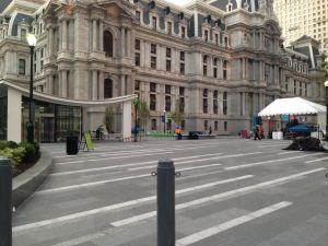The new Dilworth Park (Credit: Justin Udo)