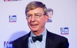 George Will (Photo by Brendan Hoffman/Getty Images)