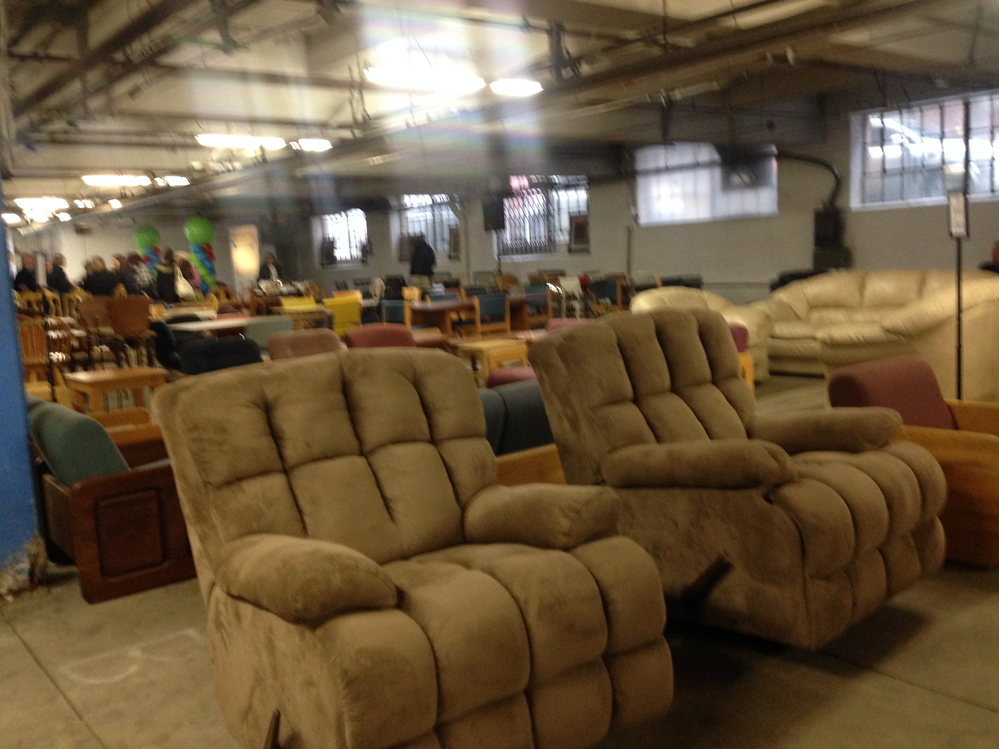 Philadelphia Furniture Bank Opens In Kensington Cbs Philly