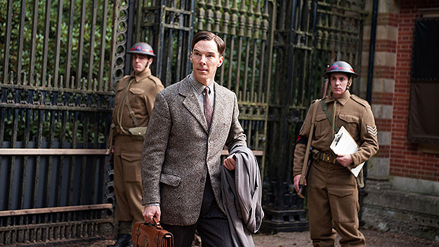 """(Benedict Cumberbatch stars as legendary cryptographer Alan Turing in """"The Imitation Game."""")"""