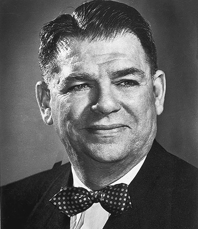 (Oscar Hammerstein II, in publicity photo from about 1940)
