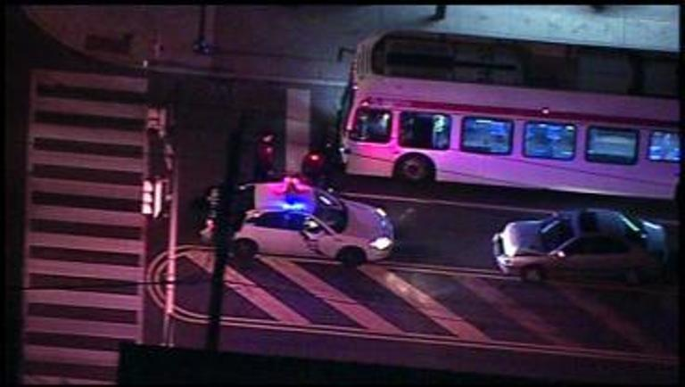 Accident Involving Septa Bus Reported In Point Breeze