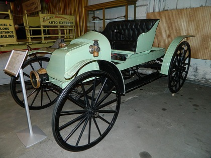 (The Boyertown Museum of Historic Vehicles.  Photo by Jay Lloyd)