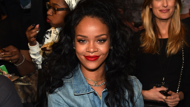 Rihanna (Photo by Jamie McCarthy/Getty Images for Roc Nation Sports)